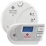 Combo Smoke & Carbon Monoxide Alarms