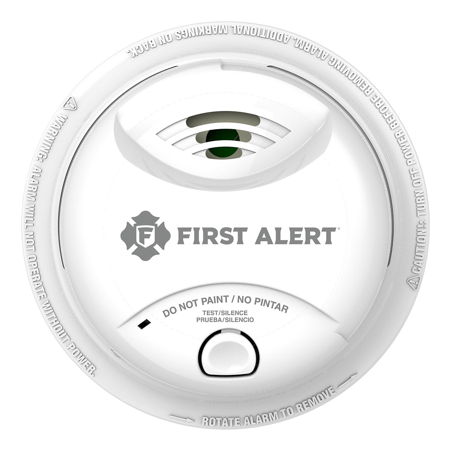 first alert 0827b ten year sealed battery ionization smoke alarm first alert store. Black Bedroom Furniture Sets. Home Design Ideas