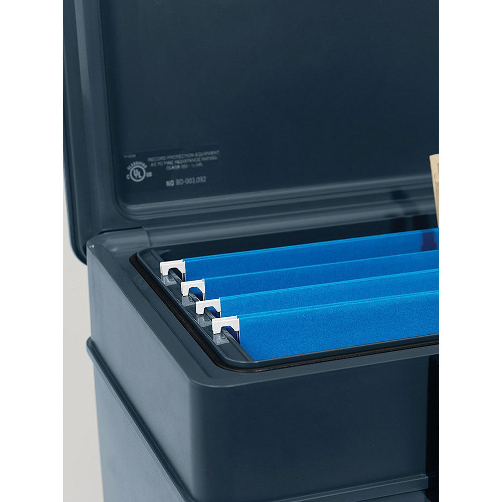 First Alert  0.62 Cubic Foot Water and Fire Protector File Chest - 2037F
