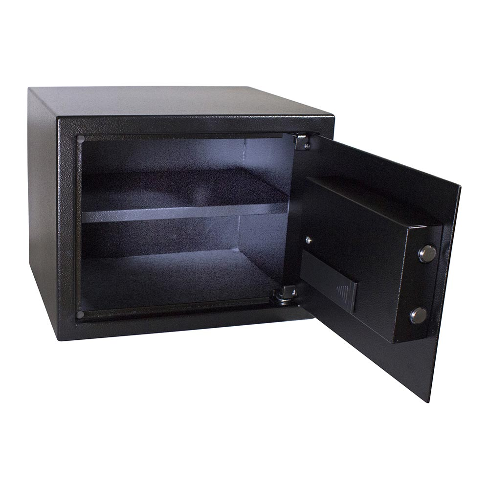 First Alert 0.94 Cubic Foot Steel Digital Anti-Theft Safe - 4009DFB