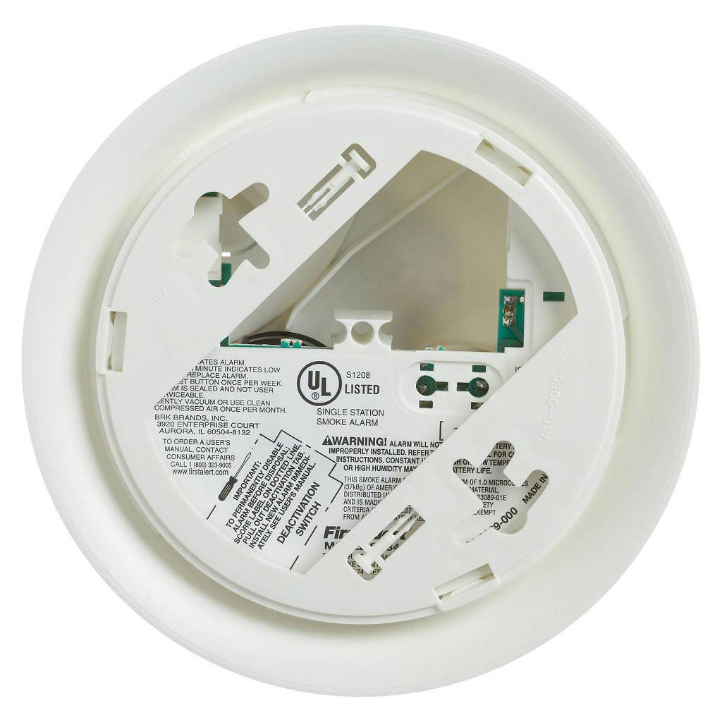 Smoke Alarm Tamperproof 10 Year Smoke Alarm Ten Year