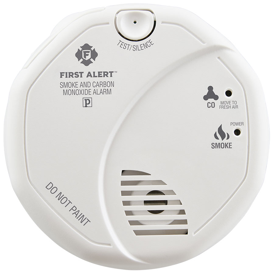 Battery Operated Combination Smoke and Carbon Monoxide Alarm, SCO5CN