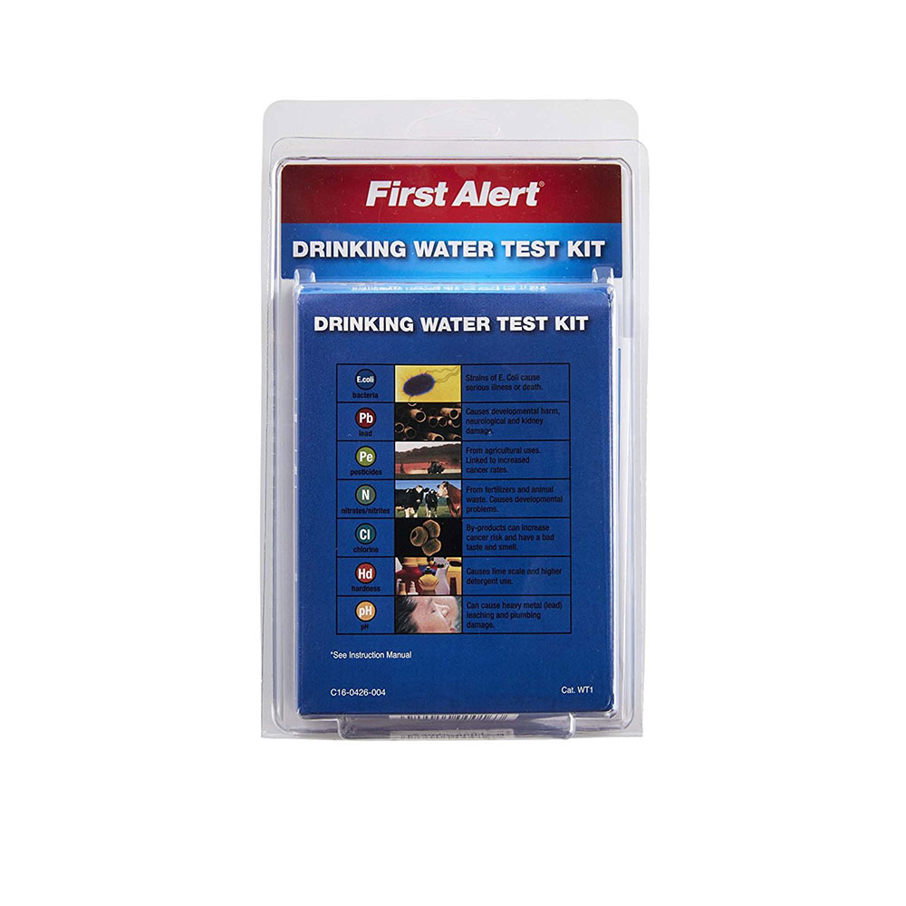 Water Test Kit, First Alert - WT1