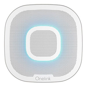 Onelink Safe & Sound Smart Smoke + Carbon Monoxide Alarm, Amazon Alexa - 1039102