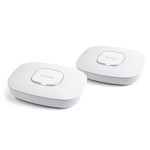 Onelink Secure Connect Tri-Band Mesh Wi-Fi Router System, 2-Pack - 1042396