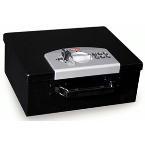 First Alert 3035DF Deluxe Digital Security Box