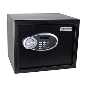 First Alert 4009DFB Anti-Theft Safe, 0.94 Cubic Foot