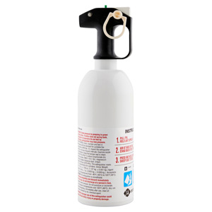 First Alert KITCHEN5 Kitchen Fire Extinguisher UL Rated 5-B:C (White)