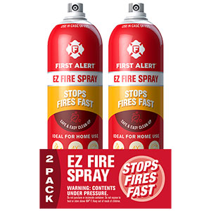 Tundra Fire Extinguishing Spray, First Alert (2pk) - AF400-2