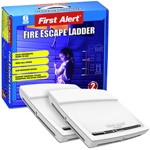 First Alert Home Fire Safety Escape Value Pack
