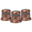 First Alert Atom Photoelectric Smoke Alarm Antique Copper, 3 Pack - P1000-AC-3